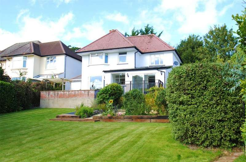 4 Bedrooms Detached House for sale in Under Minnow Road, Barnstaple