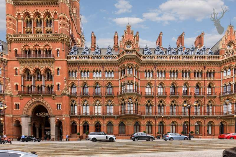2 Bedrooms Flat for sale in St Pancras Chambers, Euston Road, Kings Cross, NW1