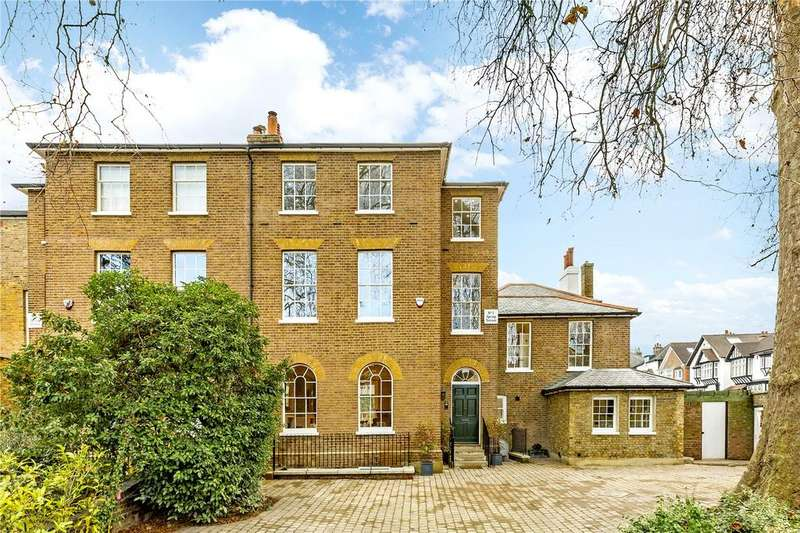 7 Bedrooms End Of Terrace House for sale in Spring Terrace, Richmond, Surrey, TW9