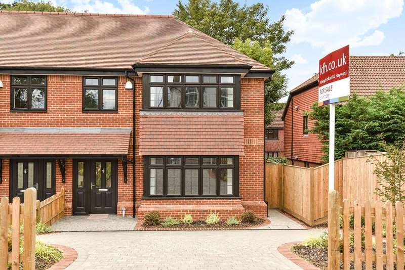 5 Bedrooms Semi Detached House for sale in The Alders, West Wickham