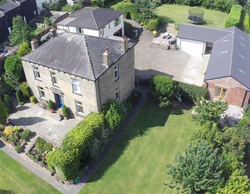 5 Bedrooms Detached House for sale in Liversedge Hall Lane, Liversedge, West Yorkshire