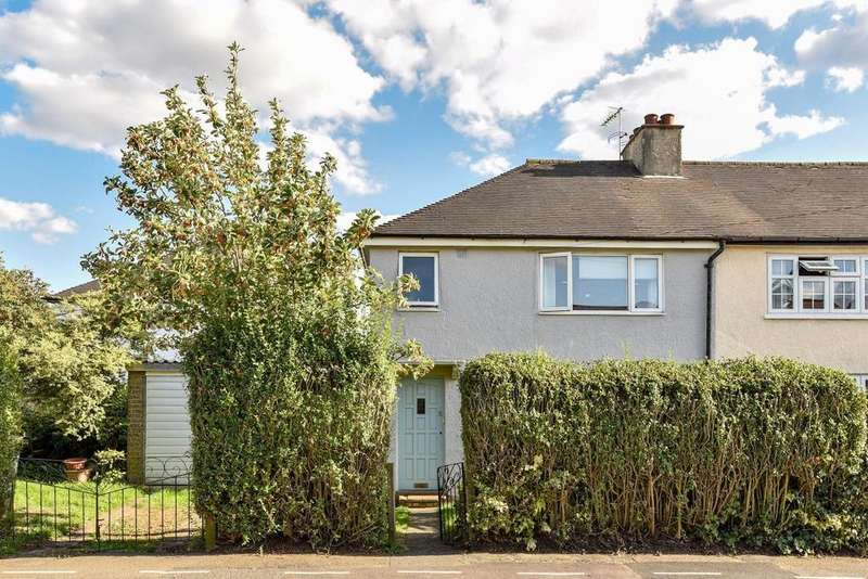 3 Bedrooms End Of Terrace House for sale in Almond Avenue, Ealing