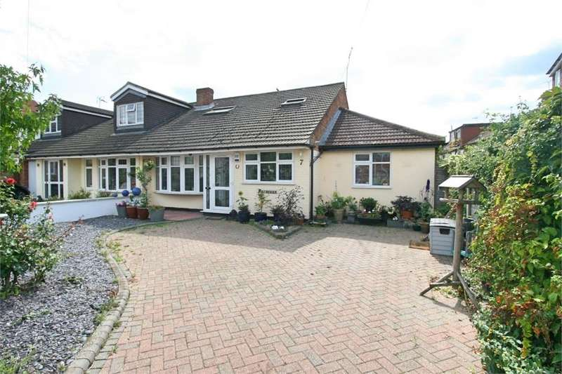 3 Bedrooms Detached House for sale in Hereward Close, WALTHAM ABBEY, Essex