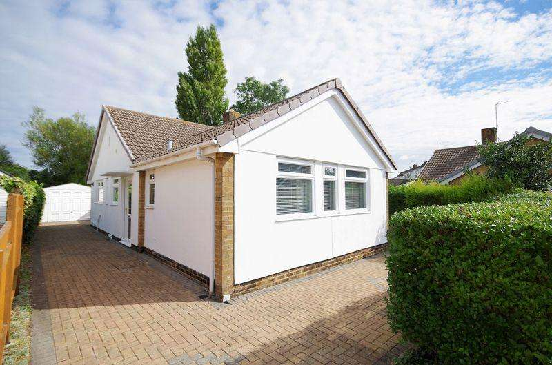 3 Bedrooms Detached Bungalow for sale in Rudford Close, Stoke Lodge, Bristol