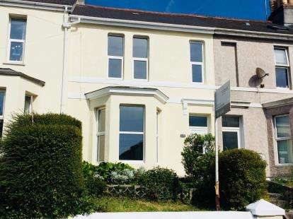 3 Bedrooms Terraced House for sale in Laira, Plymouth, Devon
