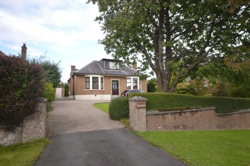 4 Bedrooms Detached House for sale in Clorwond, Drymen Road, Balloch G83 8HT