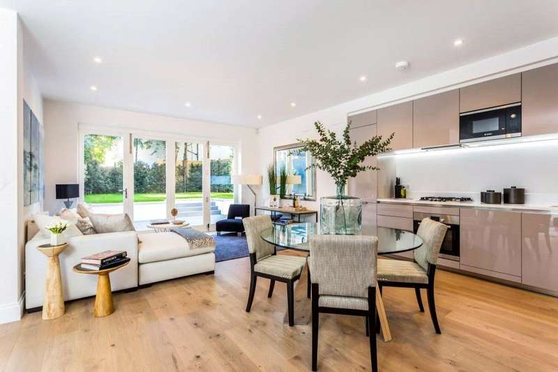 2 Bedrooms Flat for sale in Ardwick Road, Fortune Green, London, NW2