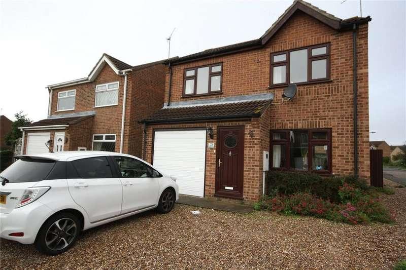 3 Bedrooms Detached House for sale in Alder Road, Sleaford, NG34