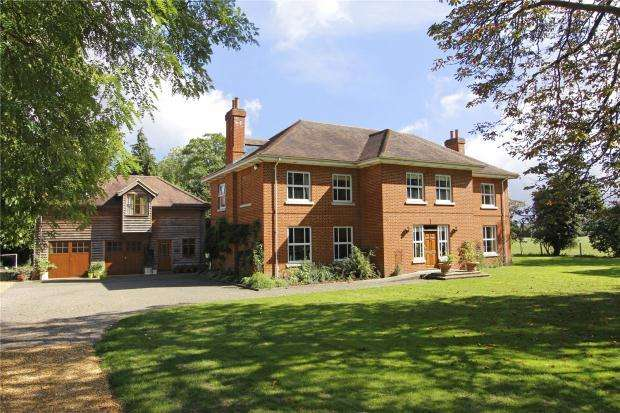 6 Bedrooms Detached House for sale in Whittlesford Road, Little Shelford, Cambridgeshire