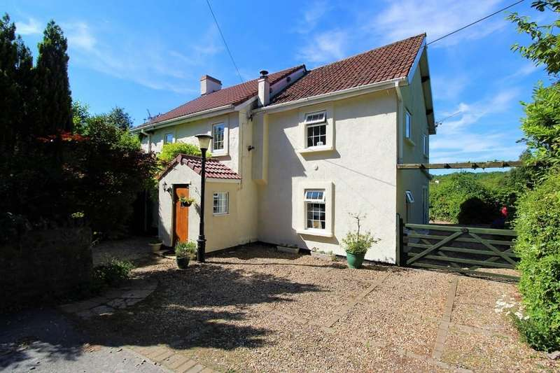 4 Bedrooms Cottage House for sale in Downside Road, Backwell