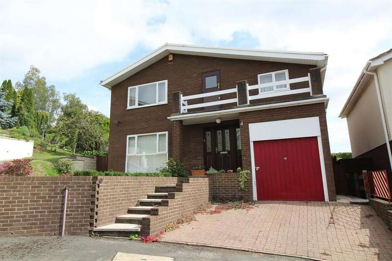 4 Bedrooms Detached House for sale in Rosendale Court, Newport