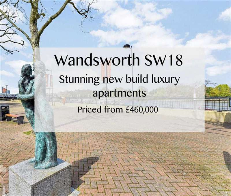 3 Bedrooms Penthouse Flat for sale in Neville Gill Close, Wandsworth