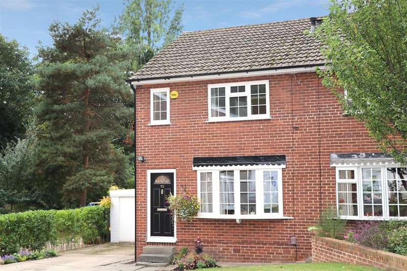 3 Bedrooms Semi Detached House for sale in Southolme Close, Kirkstall