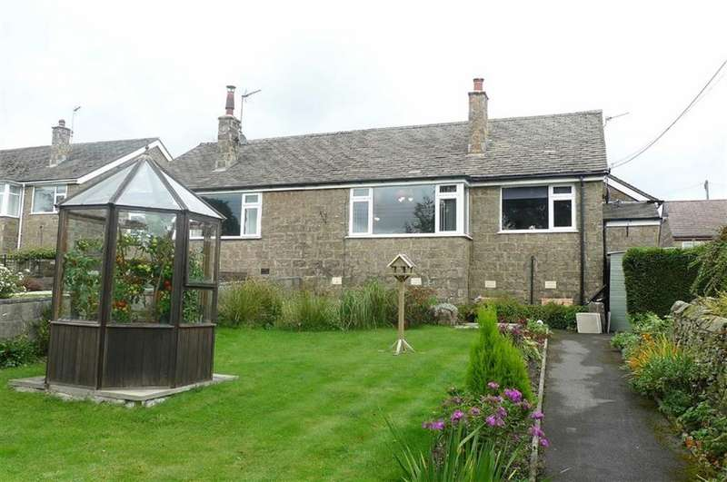 2 Bedrooms Semi Detached Bungalow for sale in Buxton Road, Longnor, Nr Buxton