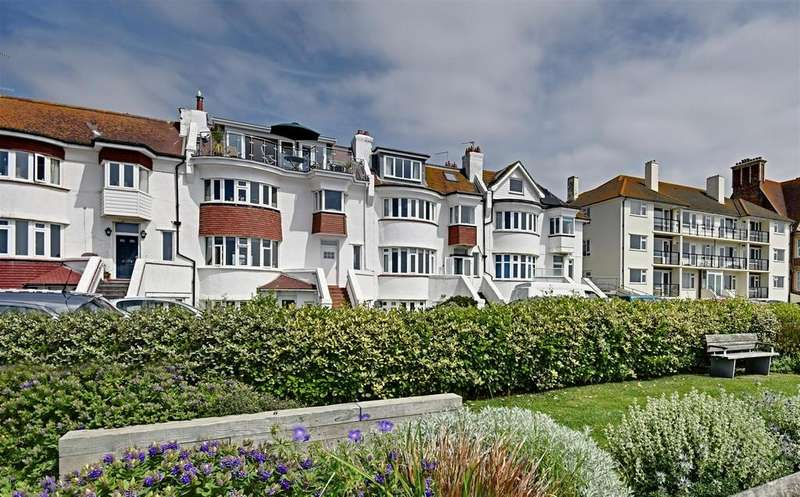 5 Bedrooms Maisonette Flat for sale in West Parade, Bexhill-On-Sea