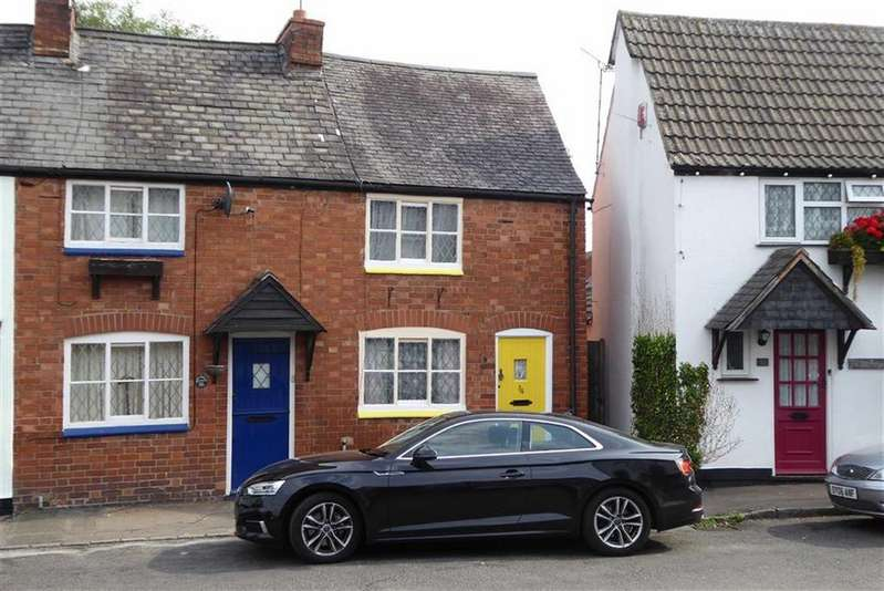 2 Bedrooms Cottage House for sale in Chapel Street, Blaby