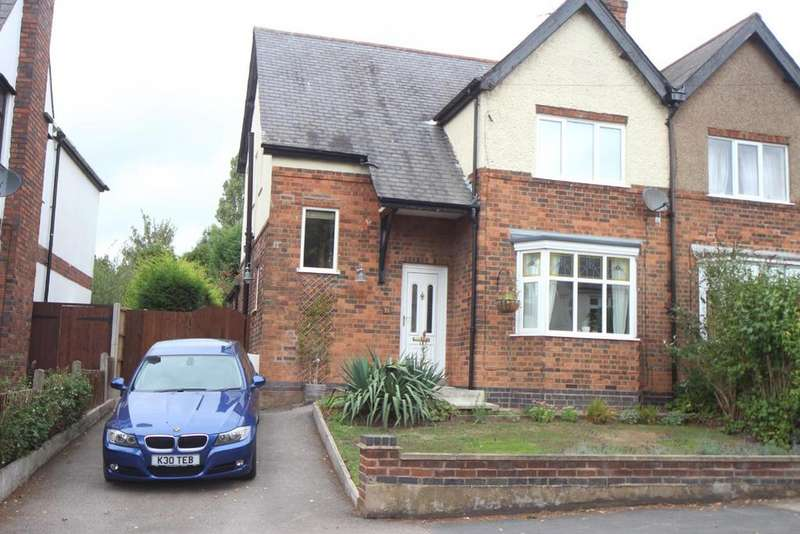 3 Bedrooms Semi Detached House for sale in Southfield road, Hinckley