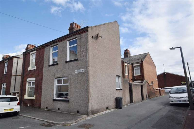 3 Bedrooms Terraced House for sale in Macadam Street, Barrow In Furness, Cumbria