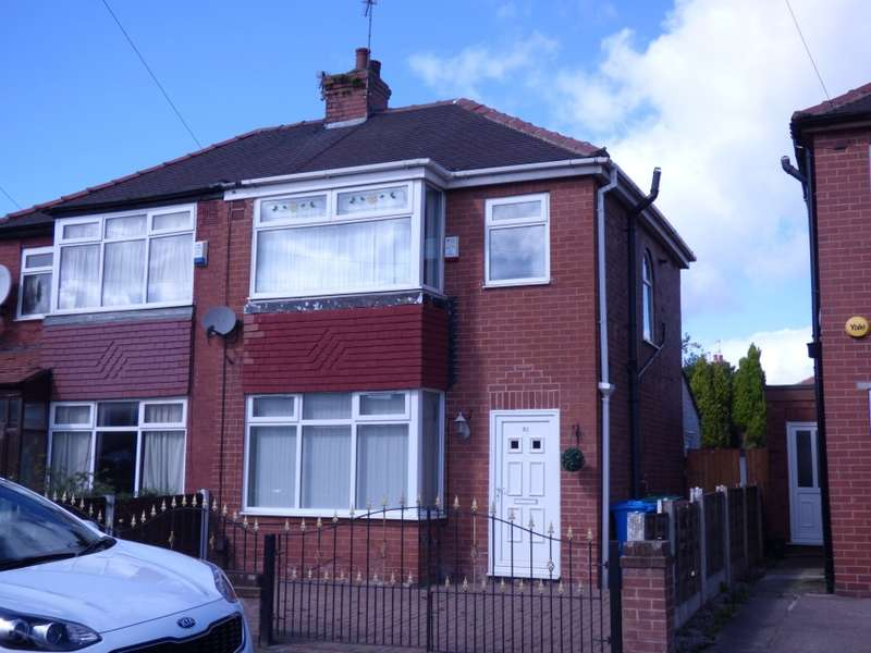 3 Bedrooms Semi Detached House for sale in 51 Scholes Drive, New Moston, Manchester