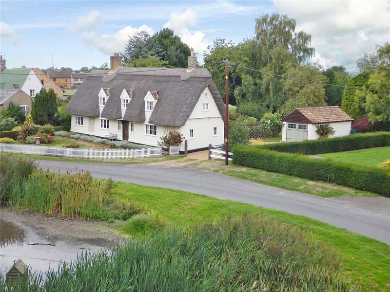 3 Bedrooms Detached House for sale in Pond Green, Wicken, Ely, Cambridgeshire
