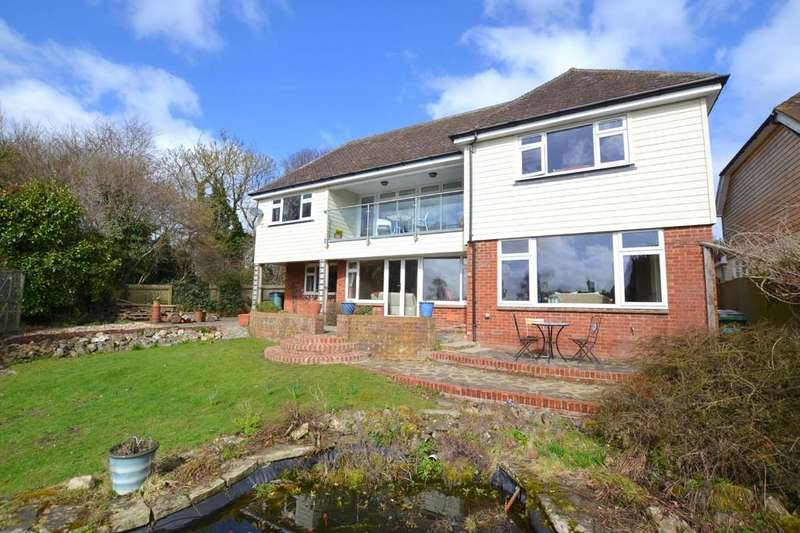 5 Bedrooms Detached House for sale in St. Johns Road, Hythe, Kent