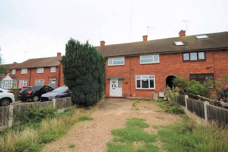 3 Bedrooms Terraced House for sale in Easington Way, South Ockendon, Essex