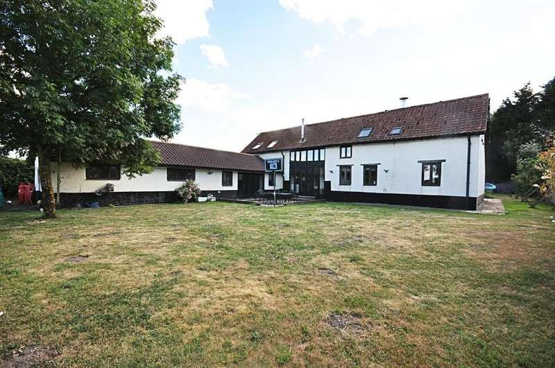 5 Bedrooms Barn Conversion Character Property for sale in The Common, Rickinghall