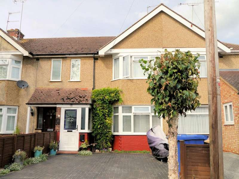2 Bedrooms Terraced House for sale in Forest Road, Windsor SL4