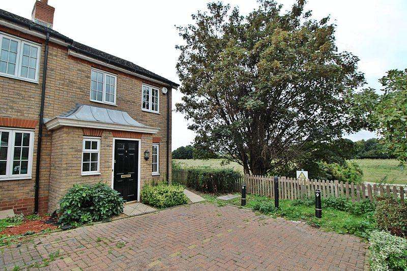 2 Bedrooms End Of Terrace House for sale in Ivel Bury, Biggleswade