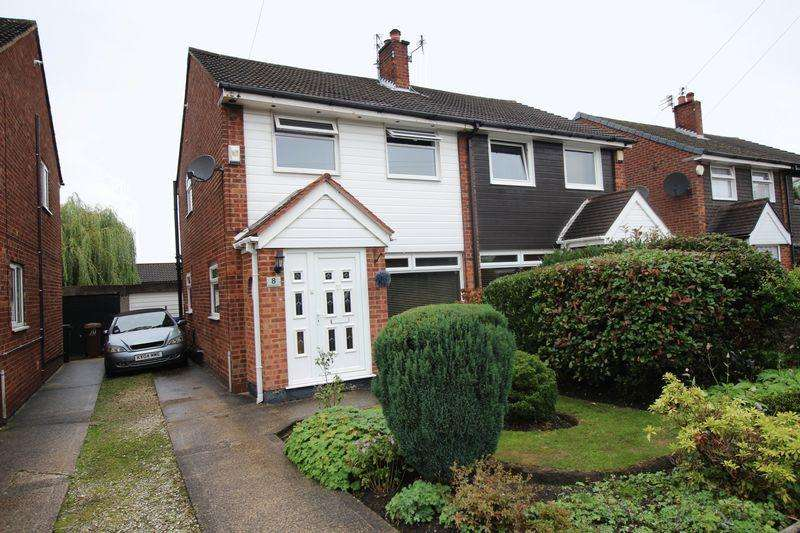 3 Bedrooms Semi Detached House for sale in Fairford Way, Reddish