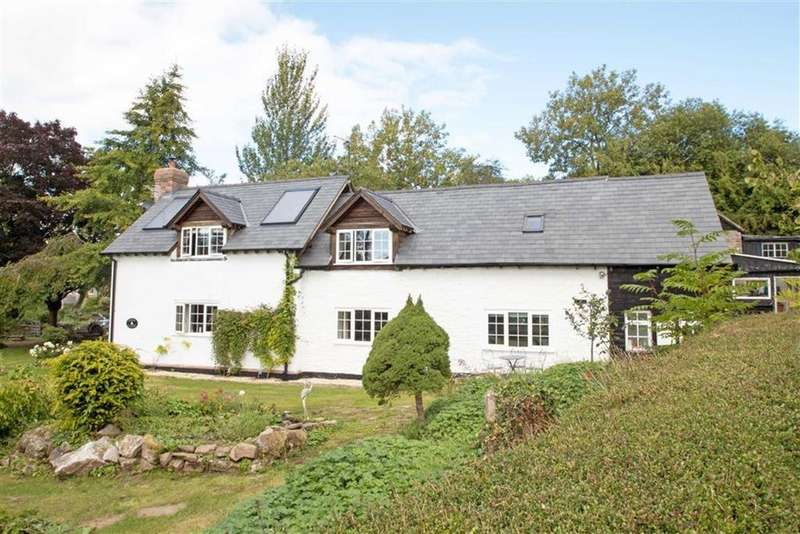 3 Bedrooms Detached House for sale in WOONTON, Woonton Hereford, Herefordshire