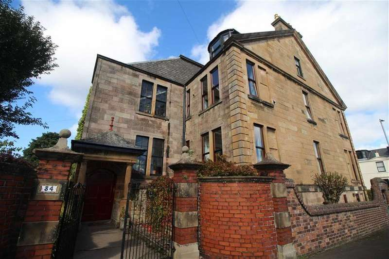 4 Bedrooms Flat for sale in Margaret Street, Greenock