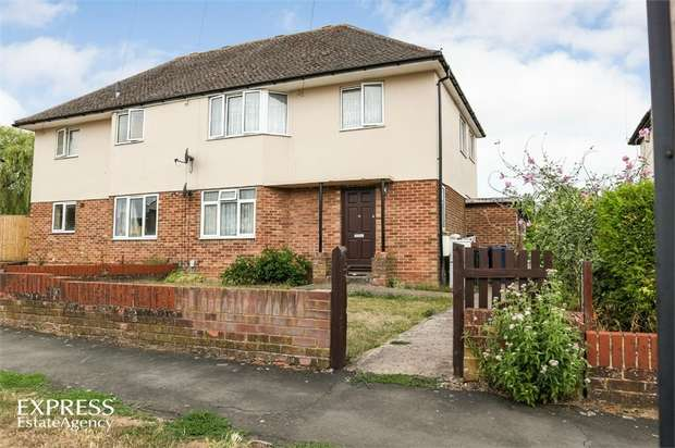 1 Bedroom Flat for sale in Mentmore Close, High Wycombe, Buckinghamshire