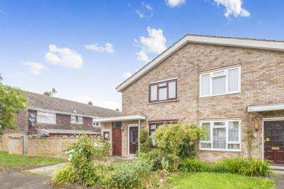 2 Bedrooms Semi Detached House for sale in Humber Avenue, Brickhill, Bedford, .