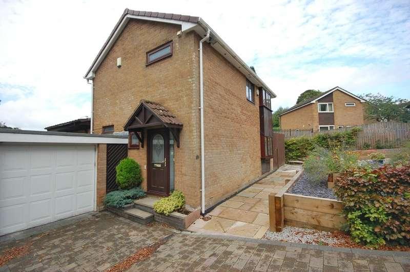 3 Bedrooms Detached House for sale in Hill End Lane, Mottram