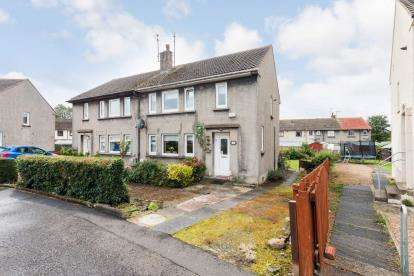 4 Bedrooms Semi Detached House for sale in Trabboch Avenue, Drongan