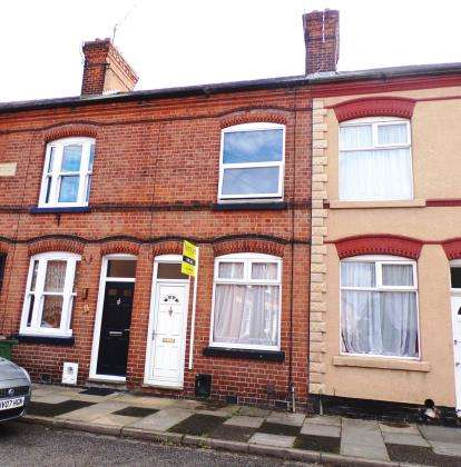 2 Bedrooms Terraced House for sale in Irlam Street, Wigston, Leicester, Leicestershire
