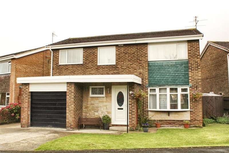 4 Bedrooms Detached House for sale in Sinderby Close, High Grange