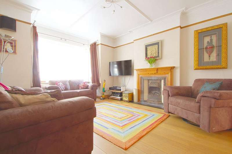 5 Bedrooms End Of Terrace House for sale in Weymouth Avenue, Ealing, W5