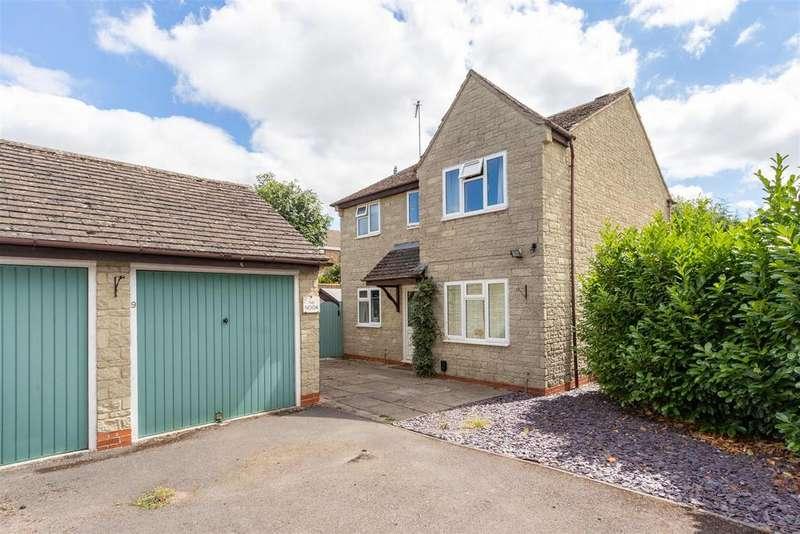 4 Bedrooms Detached House for sale in Croft Holm, Moreton in Marsh