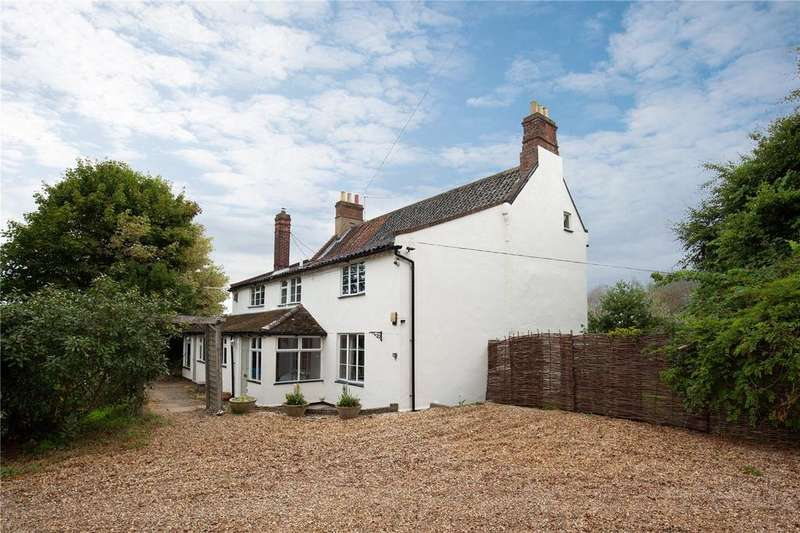 6 Bedrooms Detached House for sale in Parish Road, Stratton Strawless, Norfolk, NR10