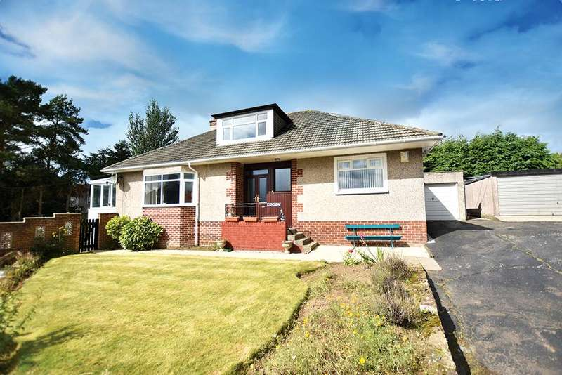 4 Bedrooms Detached Bungalow for sale in Kirkbrae Kincraig Court, Maybole, KA19 8AQ