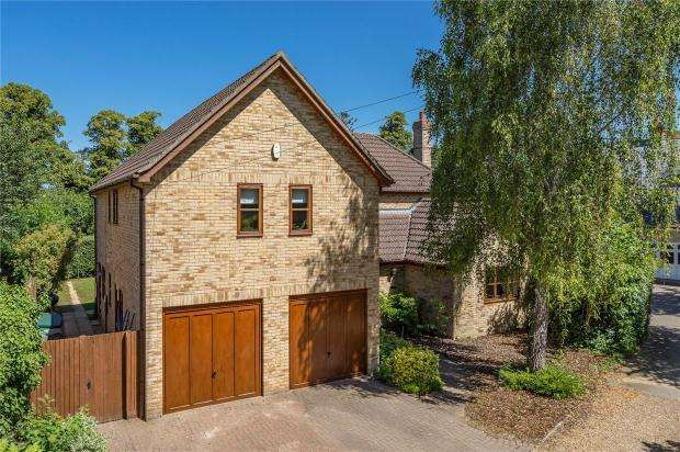 5 Bedrooms Detached House for sale in Cox's Drove, Fulbourn, Cambridge