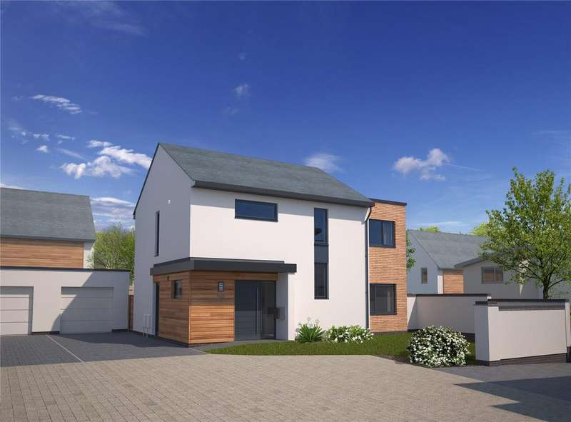 3 Bedrooms Detached House for sale in 32 The Green Holland Park, Old Rydon Lane, Exeter, EX2