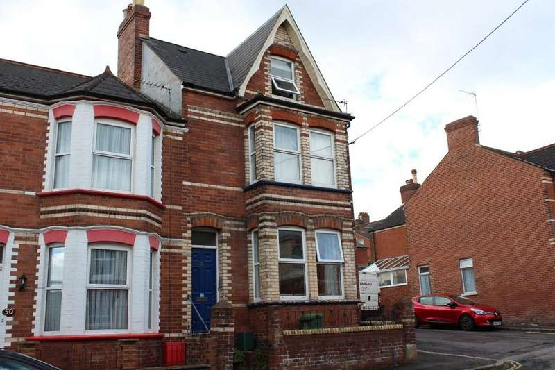 3 Bedrooms Apartment Flat for sale in Priory Road, Exeter
