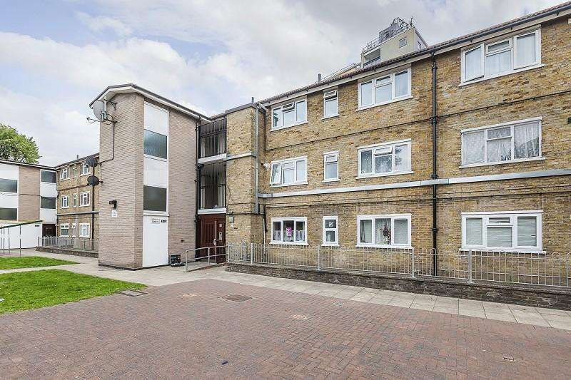 2 Bedrooms Flat for sale in Point Terrace, Claremont Road, Forest Gate, London. E7