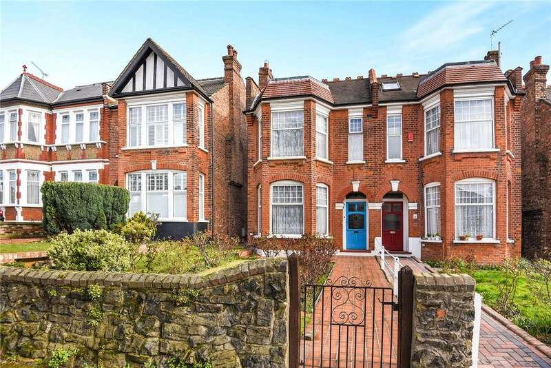3 Bedrooms Semi Detached House for sale in Conway Road, Southgate, London, N14
