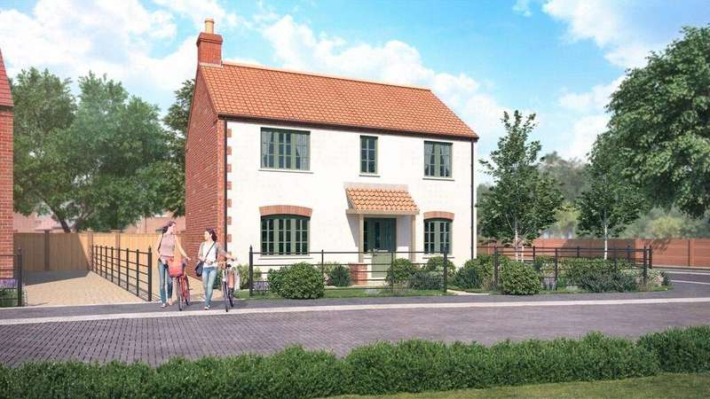 3 Bedrooms Detached House for sale in Parklands Drive, Sudbrooke, LN2