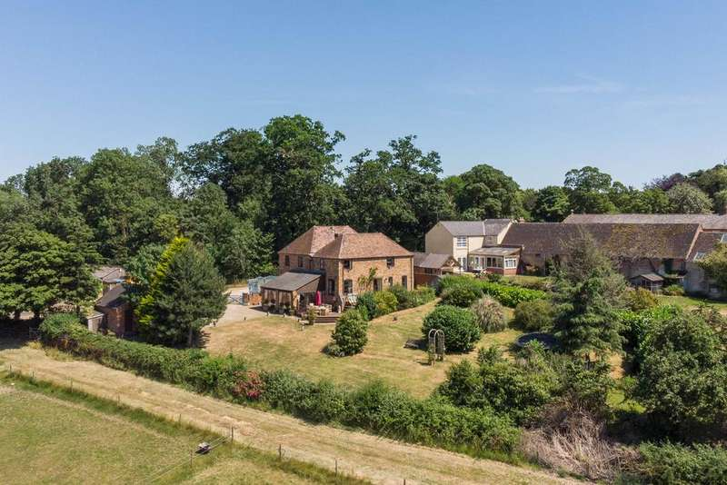 5 Bedrooms Barn Character Property for sale in Home Farm, Idlicote, Warwickshire CV36