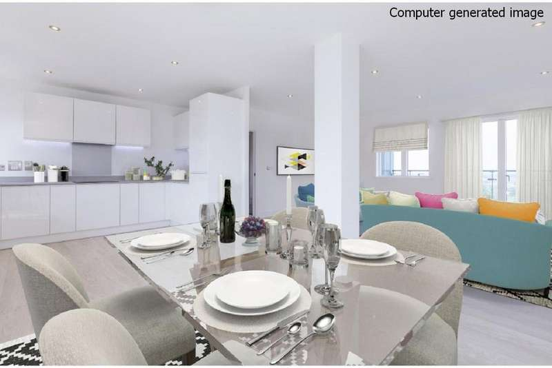 3 Bedrooms Flat for sale in Alto, Sylvan Hill, Crystal Palace